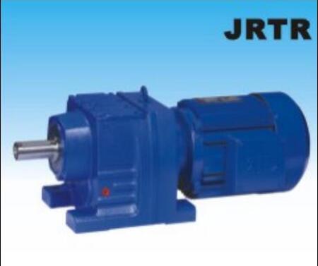杰牌JRTR系列斜齿轮减速电机