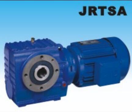 杰牌JRTS系列斜齿轮蜗轮蜗杆减速电机