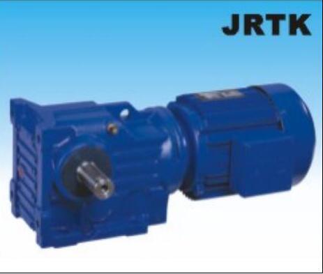 杰牌JRTK系列斜齿轮伞齿轮减速电机