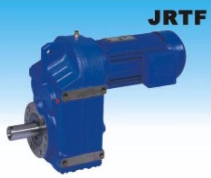 杰牌JRTF系列平行轴斜齿轮减速电机